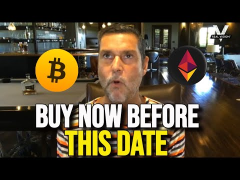 Raoul Pal LATEST Bitcoin And Ethereum Prediction For October