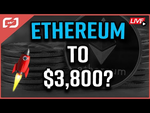 Ethereum To $3,800 By This Date! My Ethereum Price Prediction Explained! Coffee N Crypto LIVE