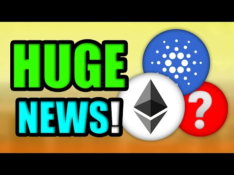 Huge Things Are Happening in Cryptocurrency in October 2021! (CARDANO & ETHEREUM UPDATES)