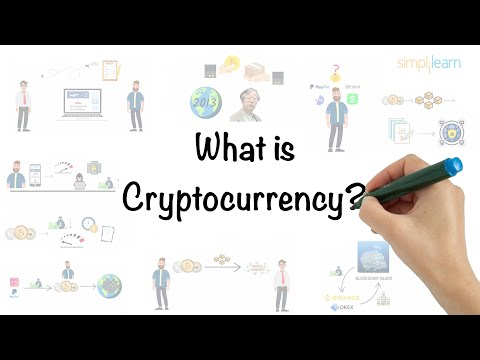 Cryptocurrency In 5 Minutes | Cryptocurrency Explained | What Is Cryptocurrency? | Simplilearn