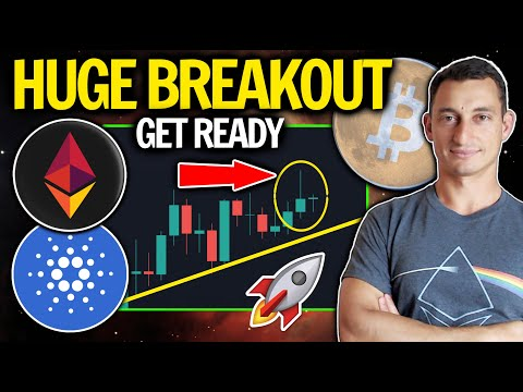 MAJOR MOVES INCOMING For Altcoins, Ethereum & Cardano (Be Ready!) 🔥