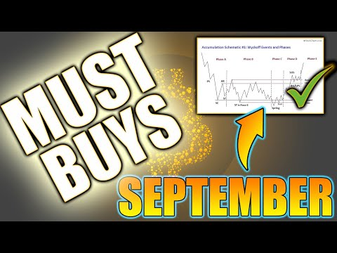 Top 5 Altcoins – Must Buy Altcoins! – Best Altcoins to EXPLODE in September! – Best Altcoins in 2021