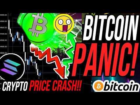I SOLD ALL MY SOLANA FOR THIS ALTCOIN!! BITCOIN CRASHED!! TIME TO EXIT CRYPTO?!! CRYPTO NEWS