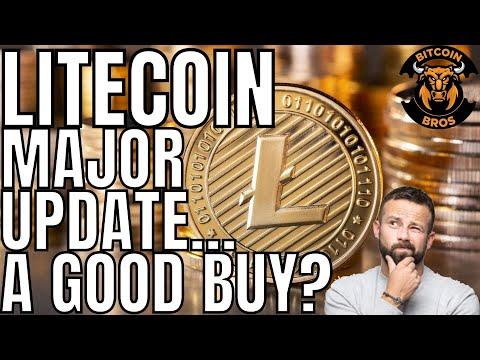 Litecoin MAJOR Update! Still A Good BUY? – Litecoin Price Prediction & Forecast 2021
