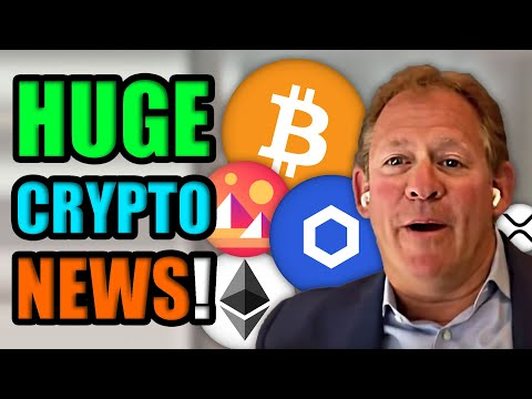 MOST EXCITING CRYPTOCURRENCY NEWS YOU MAY HAVE MISSED (ETHEREUM, XRP, BITCOIN, CHAINLINK, MANA)!