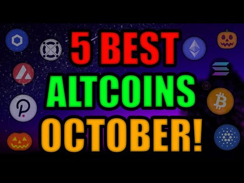 CRYPTO IS ABOUT TO GET INSANE! 5 BEST CRYPTO PROJECTS READY TO SKYROCKET! 5 SOLANA COINS!