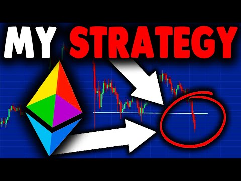 ETHEREUM HOLDERS MUST WATCH (my strategy)!! ETHEREUM PRICE PREDICTION, ETHEREUM CRASH, ETHEREUM NEWS