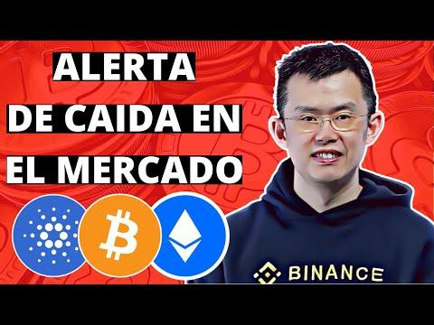 ✅Criptonoticias (HOY)😰Binance Peligro   Cardano Caerá Más?   Bitcoin   Ethereum   Solana