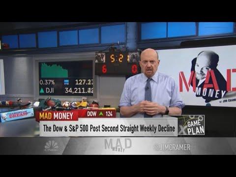 Jim Cramer: The 'easy money' has been made in cryptocurrencies
