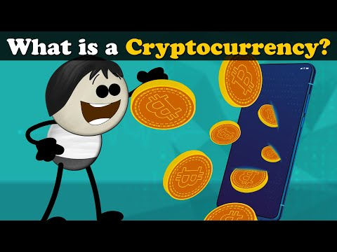 What is a Cryptocurrency? + more videos | #aumsum #kids #science #education #children