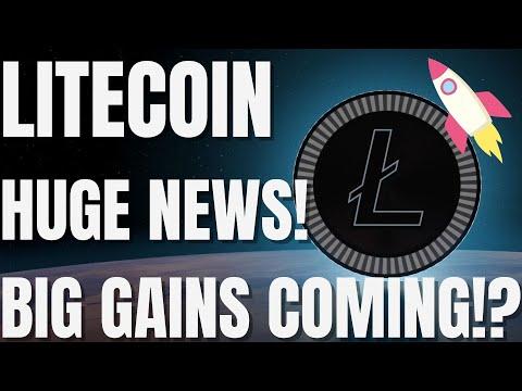 Litecoin News Update! – LTC Crypto Price Prediction & Forecast 2021