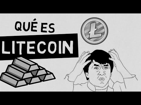 🤑 Qué es LITECOIN | Explicación animada: ¿cómo funciona? | LITECOIN vs BITCOIN en Español
