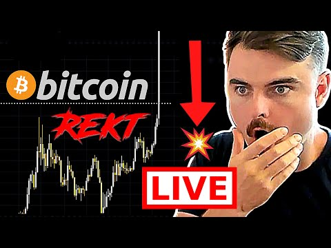 BITCOIN EPIC DUMP OF 20%!!!!!!!!! 💥  (WHAT NOW!??)