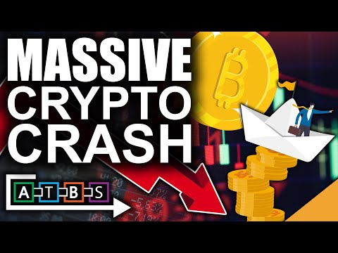 Worst Bitcoin Dump Wrecks Traders (Massive Liquidations As Crypto Crashes) | BitBoy Crypto