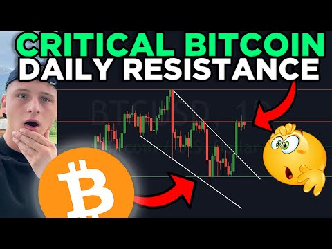 BITCOIN BREAKOUT TODAY!!!?!?! DO NOT MISS THESE PRICE TARGETS FOR BITCOIN!!!!!!
