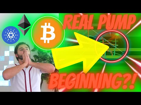 BITCOIN BEGINS MONSTROUS Q4 **SHOCK** WITH ETHEREUM, CARDANO AND TOP ALTS!! [it's SO big]