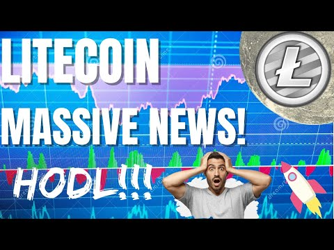LITECOIN HUGE NEWS! – LTC Crypto Price Prediction – Litecoin 2021