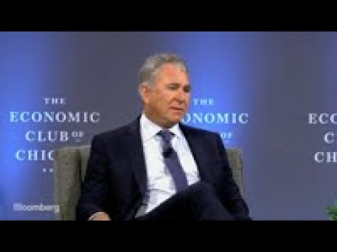 Citadel CEO Ken Griffin Sounds Off on Everything from Cryptocurrencies to President Trump
