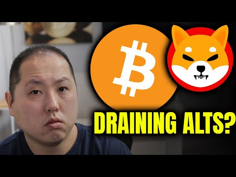 BITCOIN AND SHIBA INU PUMPS | WHAT'S GOING ON WITH ALTCOINS?