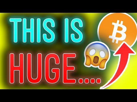 BITCOIN HOLDERS: WATCH OUT FOR THIS SCARY SIGN BEFORE BTC GOES TO $70,000!!!!!!!!!