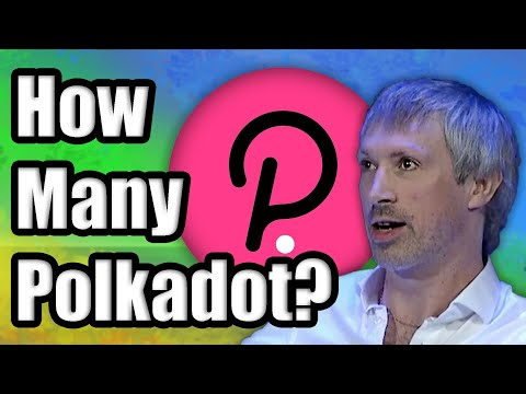 How Much Polkadot (DOT) Do You Need To Become A Cryptocurrency Millionaire in 2022? | Gavin Wood